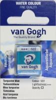 Van Gogh Aquarell Näpfchen türkisblau