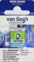 Van Gogh Aquarell Näpfchen permanentgelbgrün