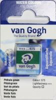 Van Gogh Aquarell Näpfchen phthalogrün