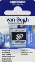 Van Gogh Aquarell Näpfchen elfenbeinschwarz