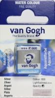 Van Gogh Aquarell Näpfchen silber