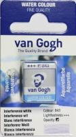 Van Gogh Aquarell Näpfchen interferenz weiß