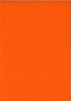 Knorr Bastelfilz Bogen 20x30 150g/m² orange
