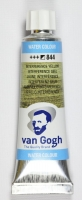 van Gogh Flüssige Aquarellfarbe interferenz gelb