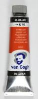 Van Gogh Ölfarbe 40ml azorot hell