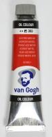 Van Gogh Ölfarbe 40ml azorot mittel