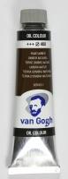 Van Gogh Ölfarbe 40ml umbra natur