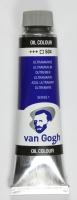 Van Gogh Ölfarbe 40ml ultramarin