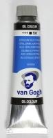 Van Gogh Ölfarbe 40ml coelinblau phthalo