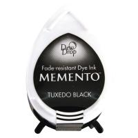 Stempelkissen Memento tuxedo black