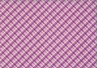 Motiv-Fotokarton 300g/qm 50x70cm Karos & Punkte violett