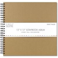 12 x 12 Scrapbook Album