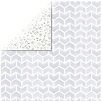 Scrapbooking Papier Greenhouse - Desert Rose