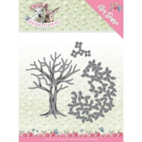 Find It Trading Amy Design Spring Is Here Die - Spring Tree