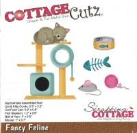 CottageCutz Dies - Fancy Feline