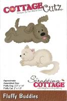 CottageCutz Dies - Fluffy Buddies