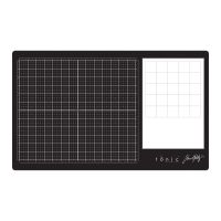 Tonic Studios • Tim Holtz glass media mat