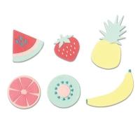Sizzix Thinlits Die Set 16PK - Summer Fruit