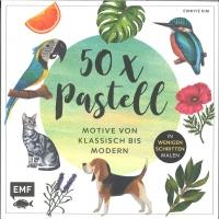 50 X PASTELL – MOTIVE VON KLASSISCH BIS MODERN