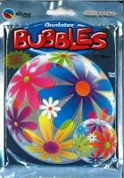 Bubbleballon Blumen