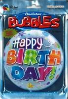 Bubbleballon Happy Birthday