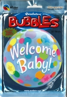 Bubbleballon Welcome Baby!