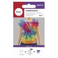 Rayher Batik Handfärbefarbe violett (Restbestand)