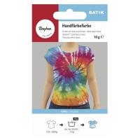 Rayher Batik Handfärbefarbe türkis