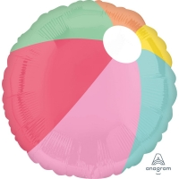 Folienballon Just Chillin