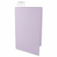 25 Karten A5 297x210mm 220g lavendel (Restbestand)