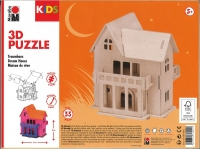 3D Puzzle Traumhaus