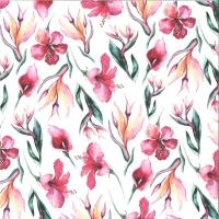 Scrapbook Papier Lets flamingle 04