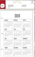 Jahresübersicht 2020 A5