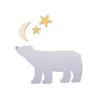 Sizzix Bigz Die - Polar Bear #2