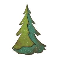 Sizzix Bigz Die – Layered Pine