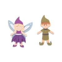 Sizzix Bigz L Die - Elf & Fairy
