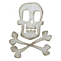 Sizzix Bigz Die - Skull & Crossbones
