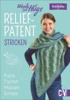 Woolly Hugs Reliefpatent stricken