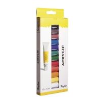 Künstler-Set Acrylfarben