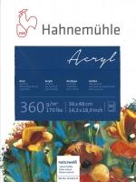 Hahnemühle Acryl 360g/qm 36cm x 48cm