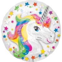 Insiders Rainbow Unicorn Foil Balloon