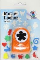 Motivstanzer mittel Lotus 1 (Restbestand)