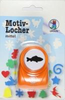 Motivstanzer mittel Goldfisch 1 (Restbestand)