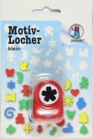 Motivstanzer klein Lotus (Restbestand)