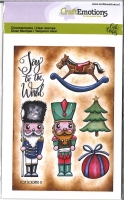 Clear Stamps Toy Soldiers 2