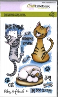 Clear Stamps Odey & Friends 2