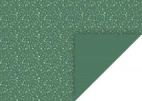 Motivkarton Zweige 50 x 70 cm grün