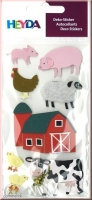 Heyda Sticker Farmtiere
