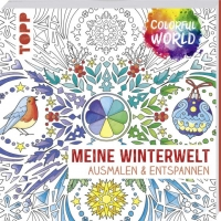 Topp 8372 - Colorful World - Meine Winterwelt