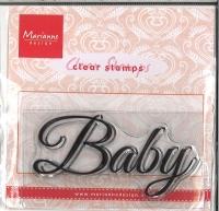 Marianne Design Clar stamp Baby